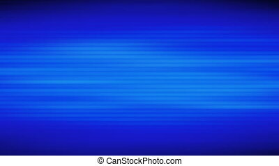 Subtle streaks of blue looping abstract animated backdrop