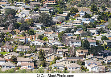 Suburban California