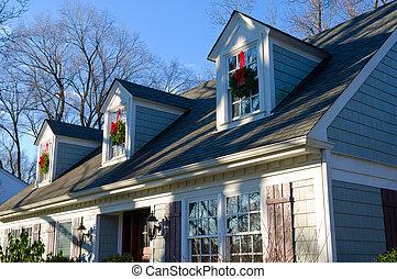 Suburban Home Features in Burr Ridge Illinois