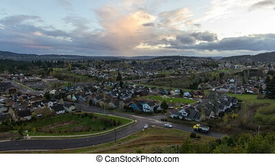Suburban Homes in Happy Valley OR