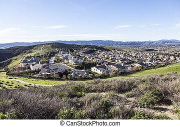 suburbano, valle