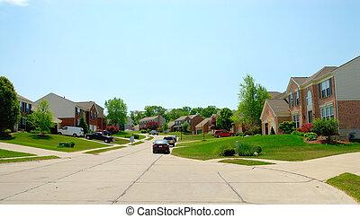 suburbios