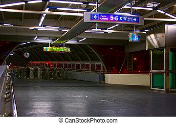 subway állomás