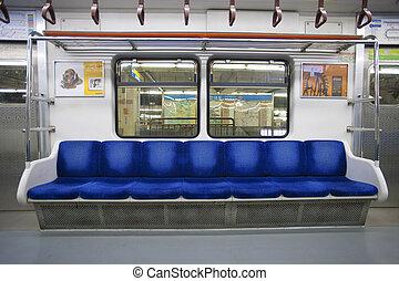Subway in south korea