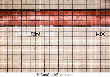 Subway Tiles NYC