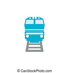 subway train icon. Logo element illustration. subway train symbol design. colored collection. subway train concept. Can be used in web app