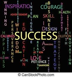 succes, achtergrond