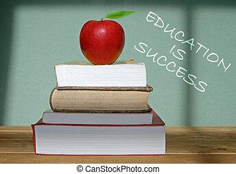 succes, opleiding