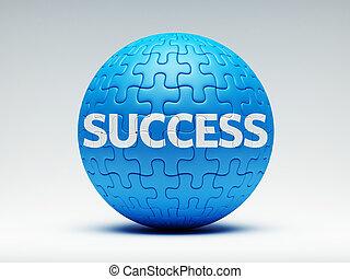 succes, raadsel