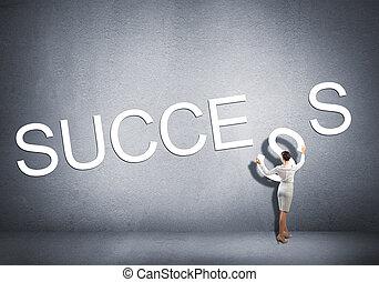 succes, zakelijk