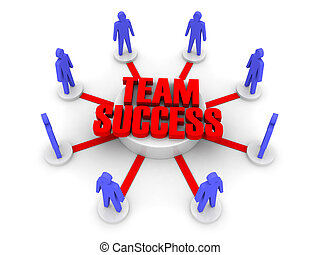 success., チーム