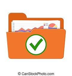 Success audit concept.