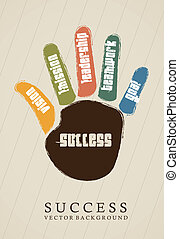 success conceptual