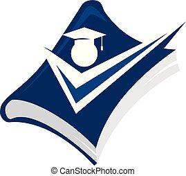 Success Education Logo Design Template Vector