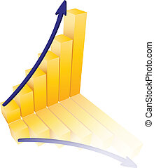 Success Graph Illustration