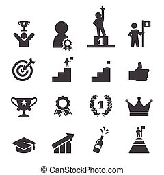 success icon set