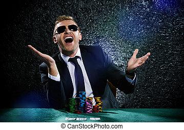 success in cards