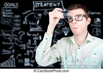 Success in planning a smart business strategy