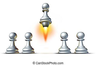 success[, individualidade