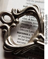 Success Key Concept