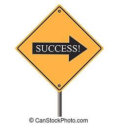 Success Sign