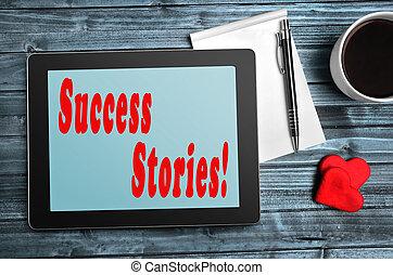 Success Stories words