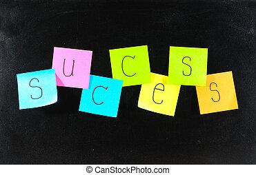 'success', tablica