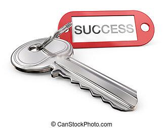 success., tecla