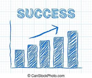Success Up Graph Paper