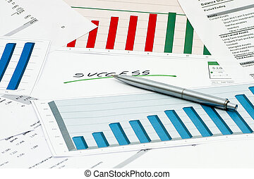 Success with graphs and charts with pen