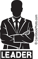 (successful, businessman), αρχηγός