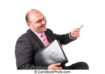 Successful businessmeeting