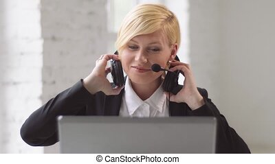 Successful Call Center Operator