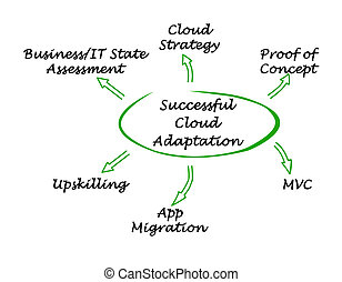 Successful Cloud Adaptation