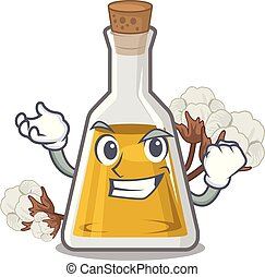 Successful cottonseed oil isolated in the character vector ...