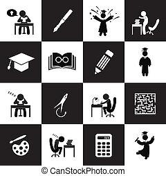 Successful study symbol