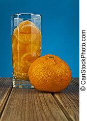 succo, arance