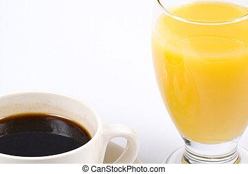succo, caffè