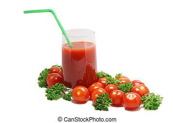 succo pomodoro