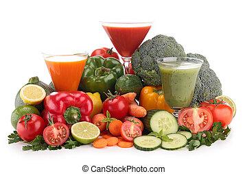 suco vegetal