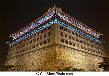 sud-est, watchtower, dongguan