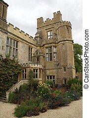 Sudeley Castle entrance, England