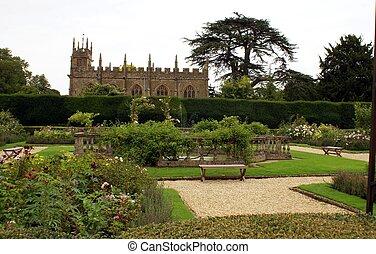 Sudeley Castle Garden, England