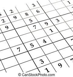 sudoku game
