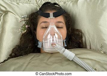 sueño, apnea