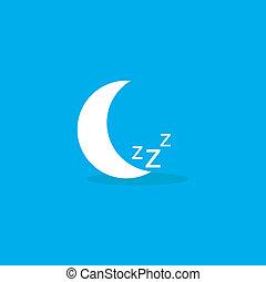 sueño, icono