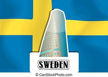 suecia, ilustración