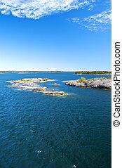 sueco, archipiélago