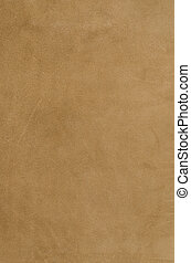 Suede texture - Brown suede texture, detailed closeup...