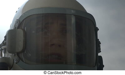 Suffocating Astronaut